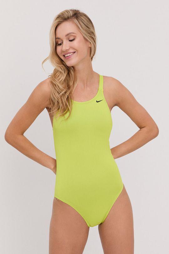 zielony Nike - Strój kąpielowy Damski