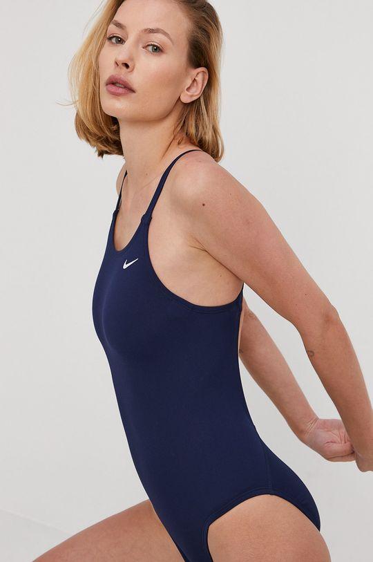 granatowy Nike - Strój kąpielowy Damski