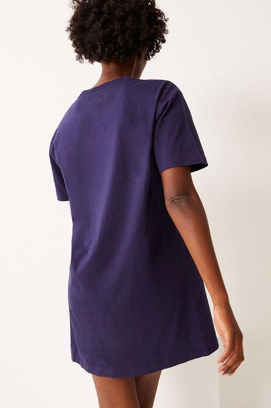 Undiz - Noční košilka ROCKSTITCHIZ námořnická modř