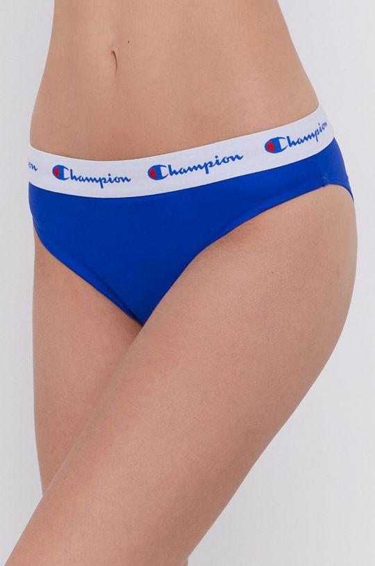 niebieski Champion - Figi kąpielowe Damski