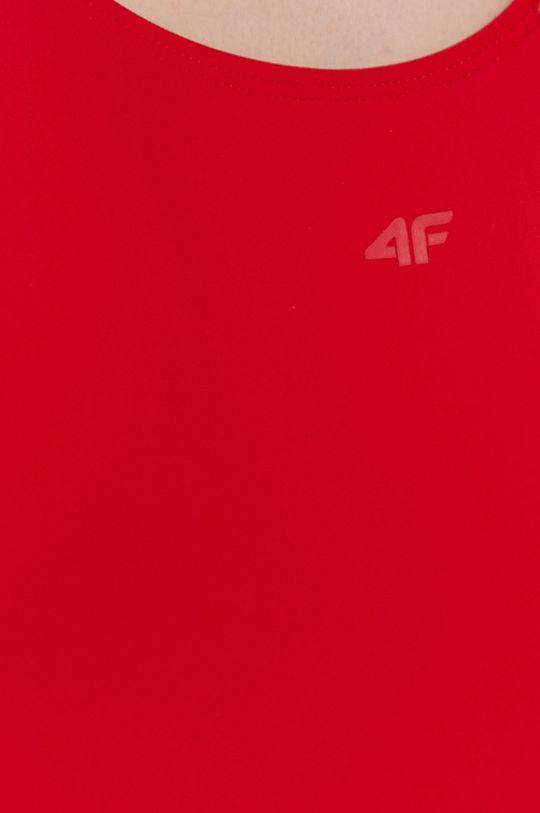 červená 4F - Plavky