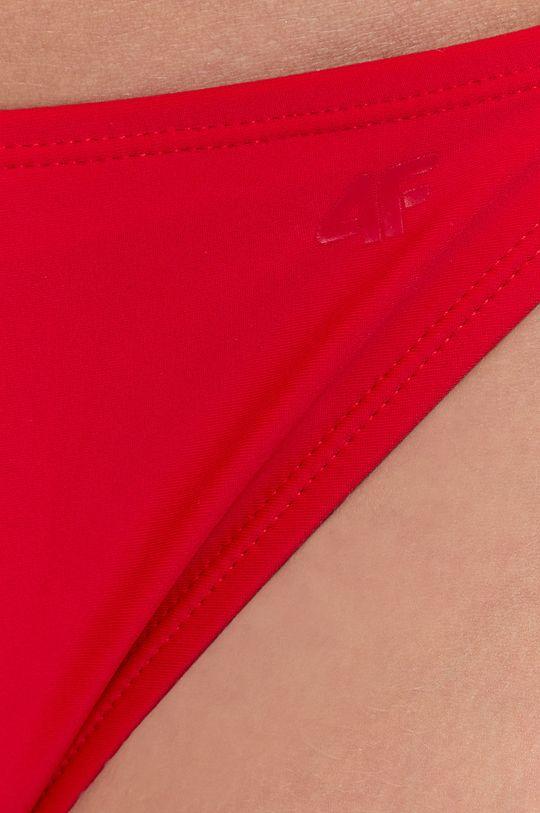 czerwony 4F - Figi kąpielowe