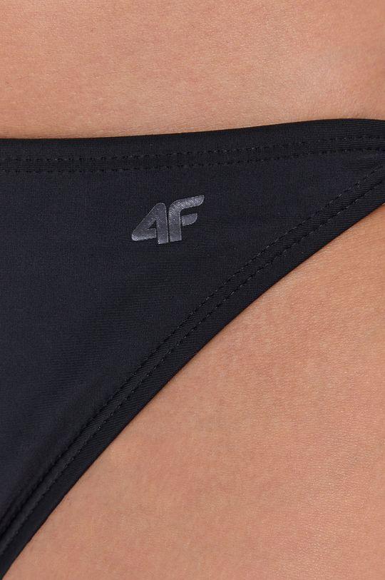 czarny 4F - Figi kąpielowe