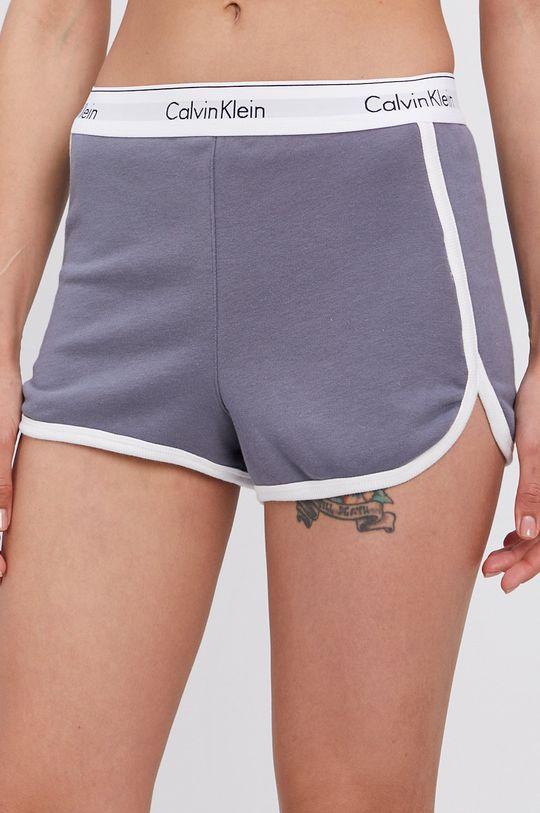 Calvin Klein Underwear - Piżama Materiał 1: 100 % Bawełna, Materiał 2: 91 % Bawełna, 9 % Poliester, Materiał 3: 10 % Elastan, 67 % Nylon, 23 % Poliester