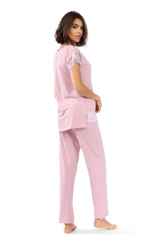 Lorin - Piżama różowy