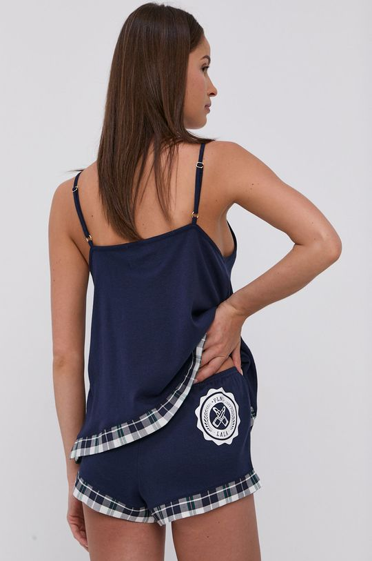 PLNY LALA - Pyžamo námořnická modř