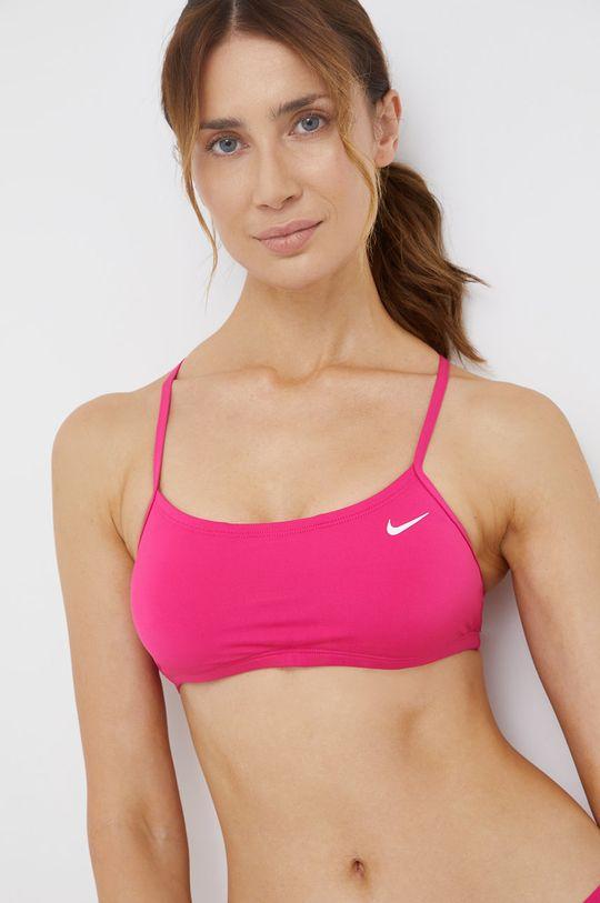 Nike - Strój kąpielowy fuksja
