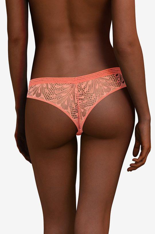 Passionata by Chantelle - Brazílske nohavičky svetlo oranžová
