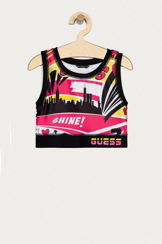 negru Guess - Sutien sport fete 116-176 cm De fete