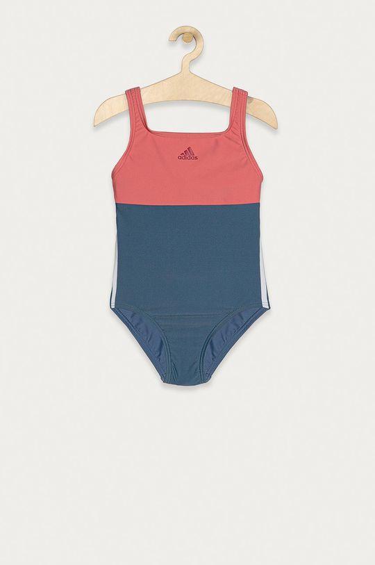 multicolor adidas Performance - Strój kąpielowy Dziewczęcy