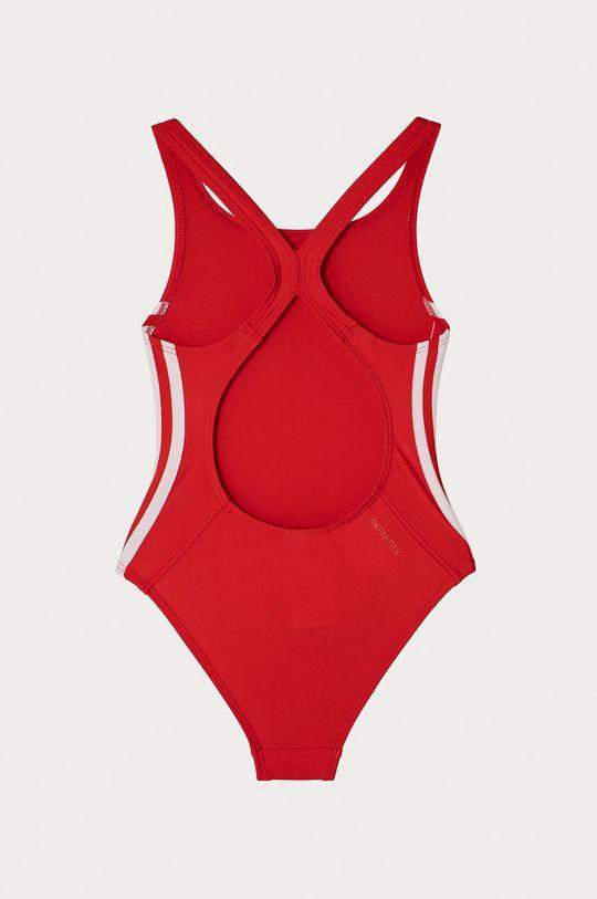 adidas Performance - Strój kąpielowy dziecięcy 92-164 cm czerwony