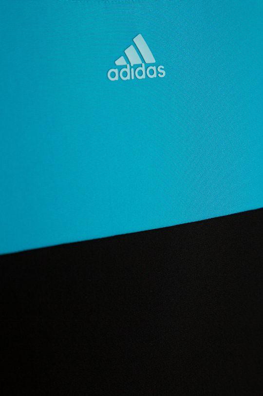 adidas Performance - Strój kąpielowy dziecięcy 92-170 cm Podszewka: 100 % Poliester z recyklingu, Materiał zasadniczy: 22 % Elastan, 78 % Poliamid z recyklingu