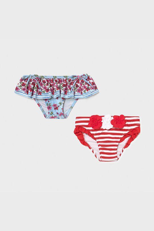 červená Mayoral - Detské plavkové nohavičky (2-pak) Dievčenský