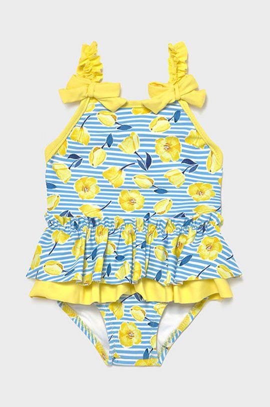 galben Mayoral - Costum de baie copii De fete