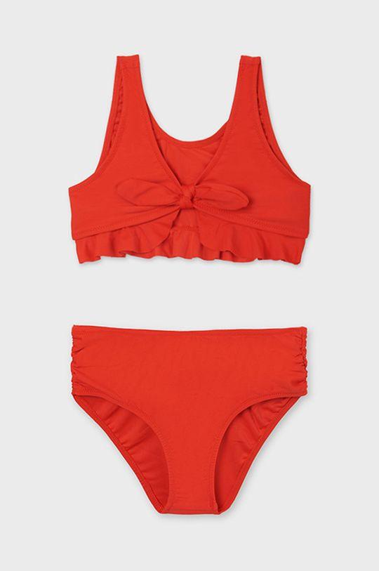 czerwony Mayoral - Strój kąpielowy dziecięcy Dziewczęcy