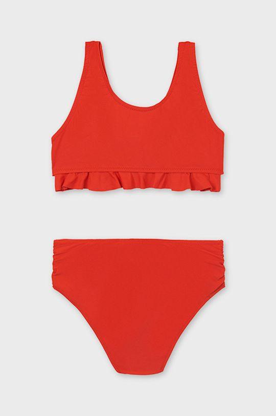 Mayoral - Strój kąpielowy dziecięcy czerwony