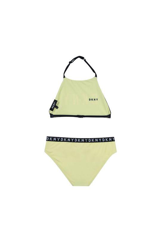 Dkny - Detské plavky svetložltá