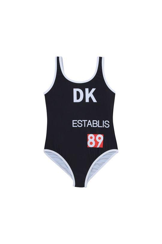 čierna Dkny - Detské plavky Dievčenský