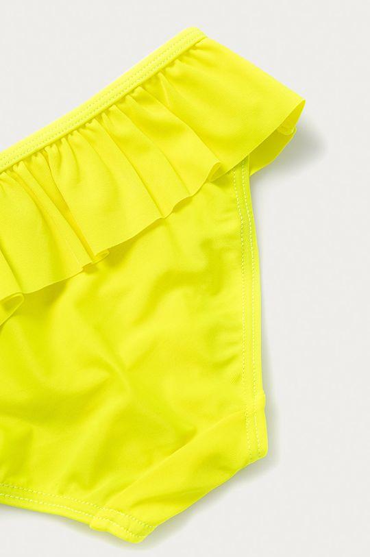 Name it - Strój kąpielowy dziecięcy 122-164 cm żółty