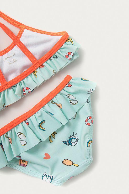 Name it - Strój kąpielowy dziecięcy 74-116 cm jasny niebieski