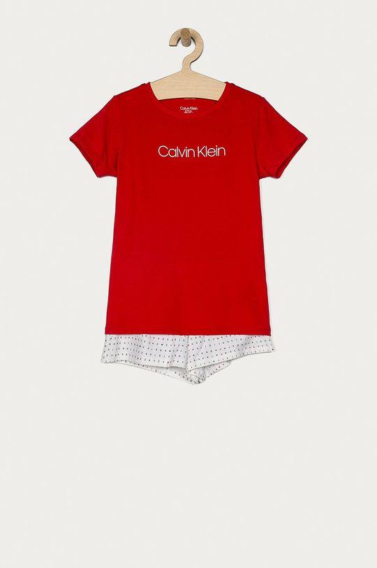 vícebarevná Calvin Klein Underwear - Dětské pyžamo 128-176 cm Dívčí