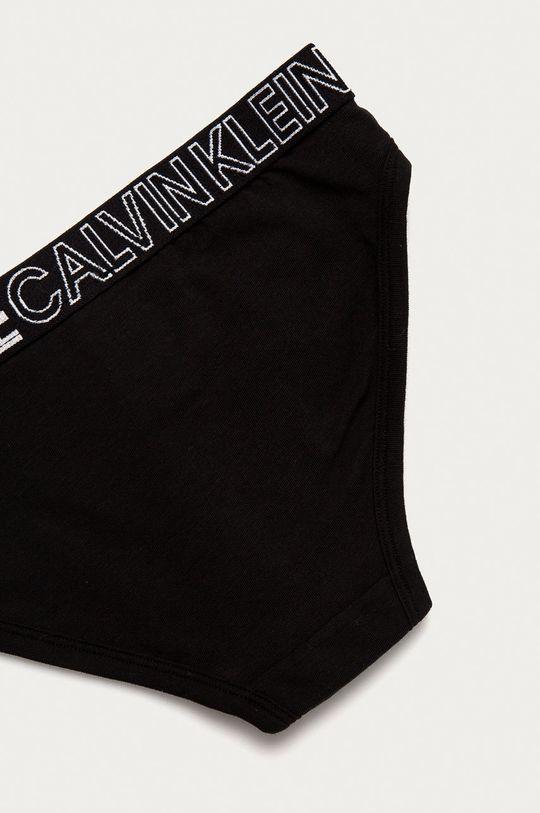 czarny Calvin Klein Underwear - Figi dziecięce (2-pack)