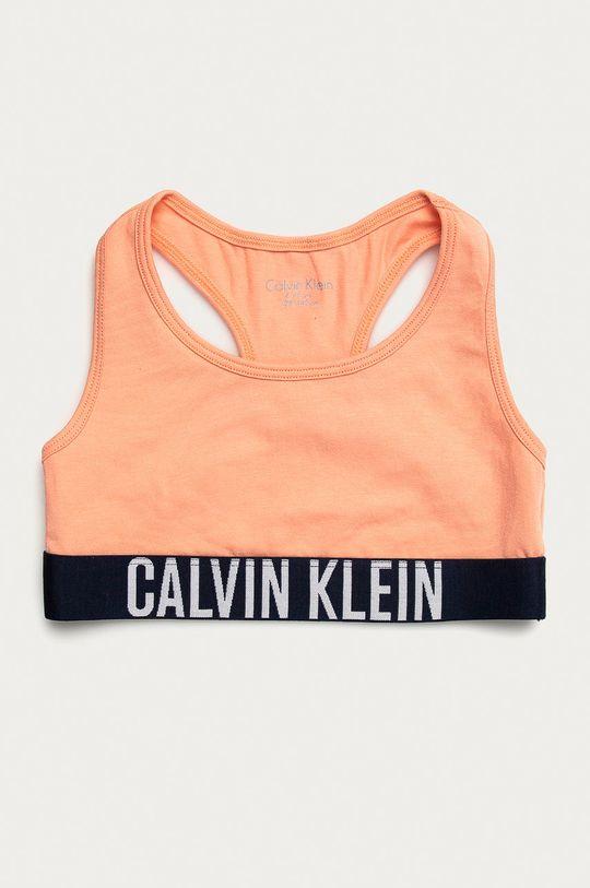 Calvin Klein Underwear - Biustonosz sportowy dziecięcy (2-pack) 128-176 cm 94 % Bawełna, 6 % Elastan