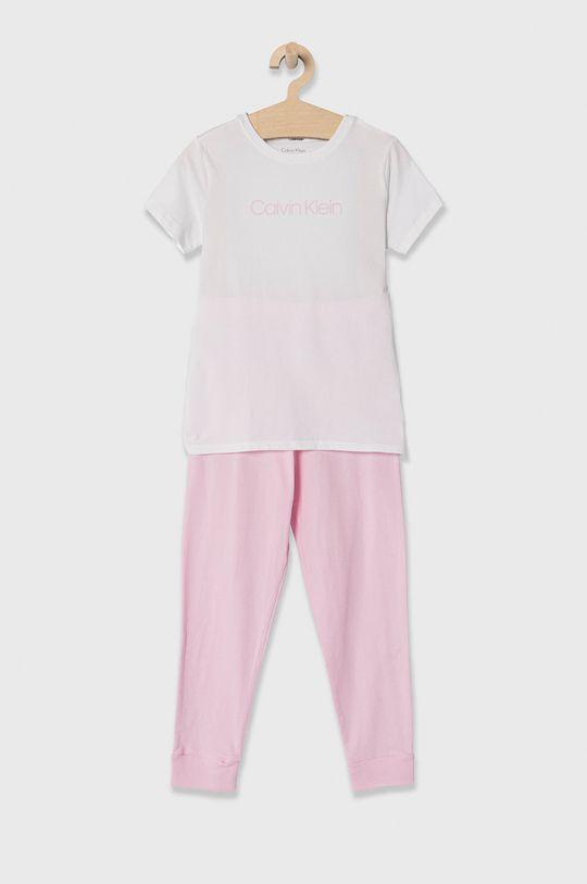 multicolor Calvin Klein Underwear - Piżama dziecięca 128-176 cm Dziewczęcy