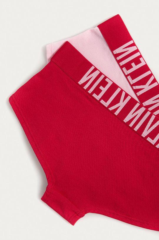 Calvin Klein Underwear - Figi dziecięce (2-pack) różowy