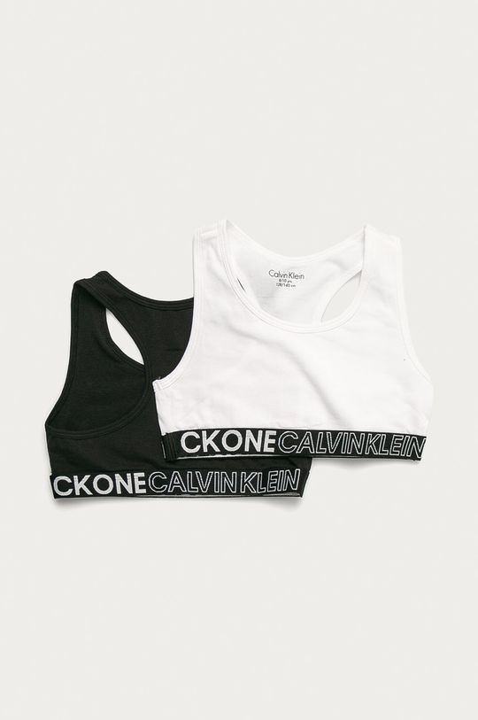 multicolor Calvin Klein Underwear - Biustonosz sportowy dziecięcy (2-pack)