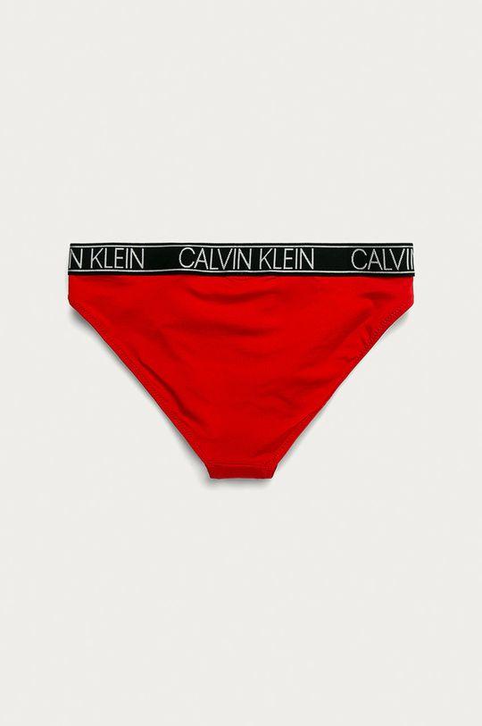 czerwony Calvin Klein - Strój kąpielowy dziecięcy 128-176 cm