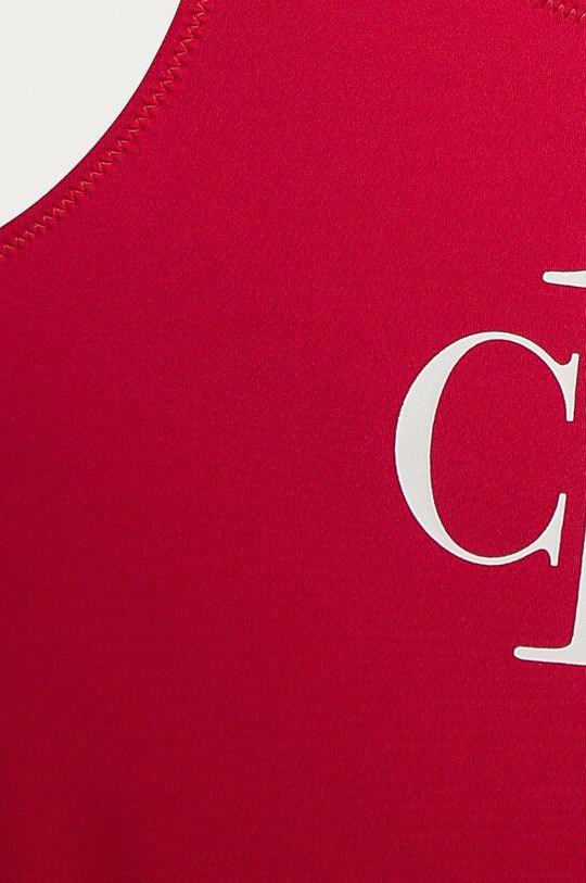 Calvin Klein - Strój kąpielowy dziecięcy 128-176 cm 15 % Elastan, 85 % Poliester