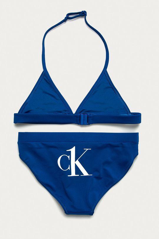 Calvin Klein - Strój kąpielowy dziecięcy 128-176 cm niebieski
