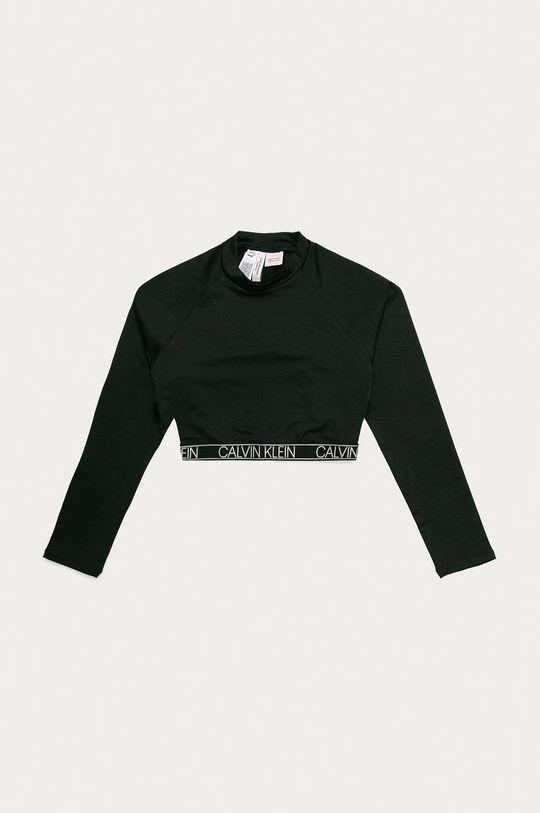 Calvin Klein - Strój kąpielowy dziecięcy 128-176 cm czarny