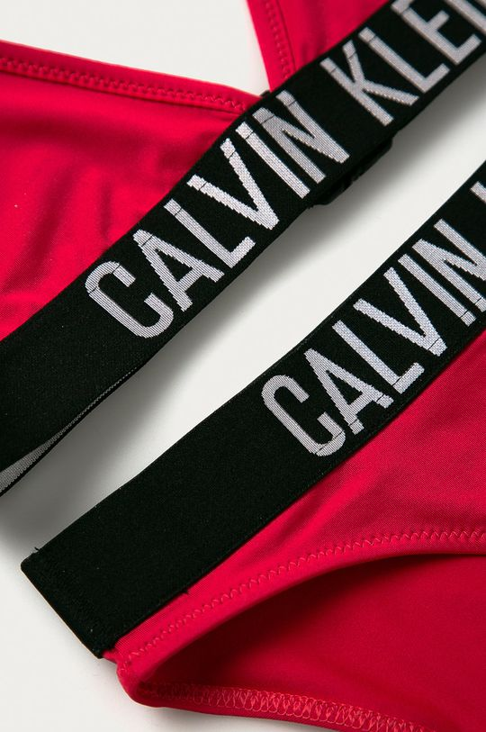 Calvin Klein - Costum de baie copii 128-176 cm  15% Elastan, 85% Poliester