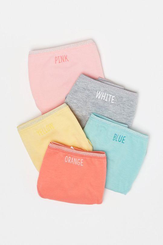 vícebarevná OVS - Dětské kalhotky (5-PACK) Dívčí