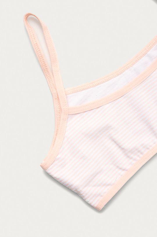 pastelowy różowy OVS - Biustonosz dziecięcy 146-170 cm (2-pack)