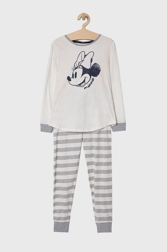 jasny szary OVS - Piżama dziecięca Dziewczęcy