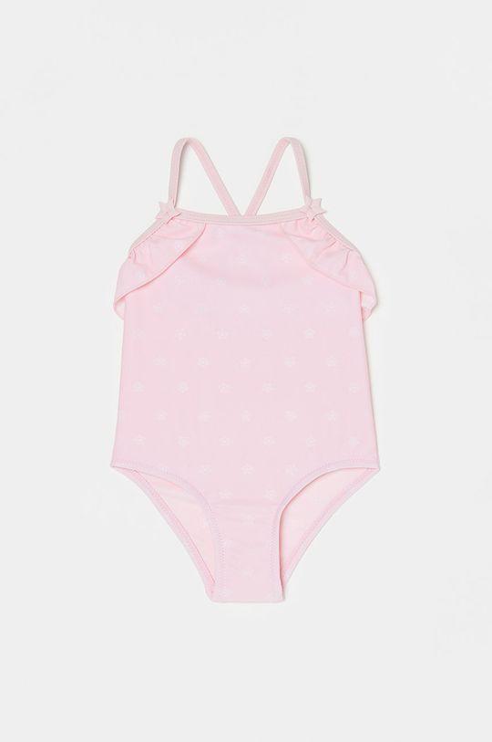 pastelowy różowy OVS - Strój kąpielowy dziecięcy Dziewczęcy