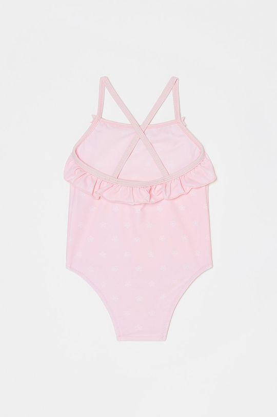 OVS - Strój kąpielowy dziecięcy pastelowy różowy