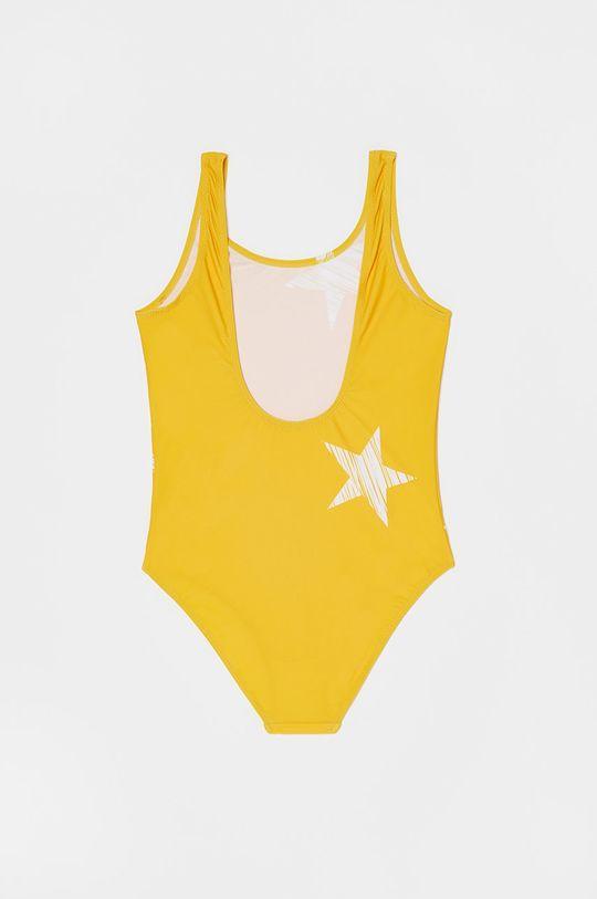 OVS - Detské plavky svetlo oranžová