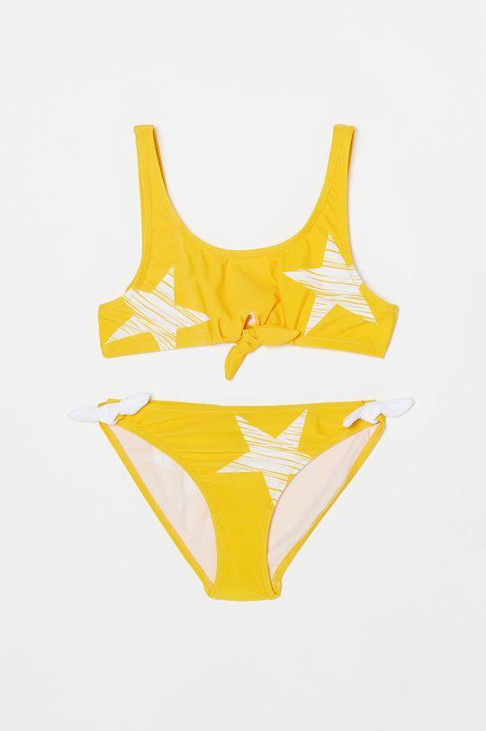 jasny pomarańczowy OVS - Strój kąpielowy dziecięcy Dziewczęcy