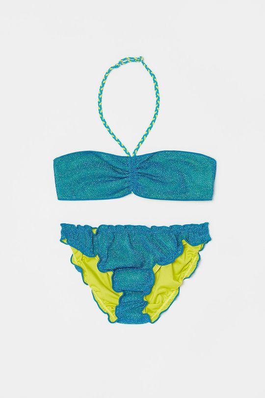 niebieski OVS - Strój kąpielowy dziecięcy Dziewczęcy