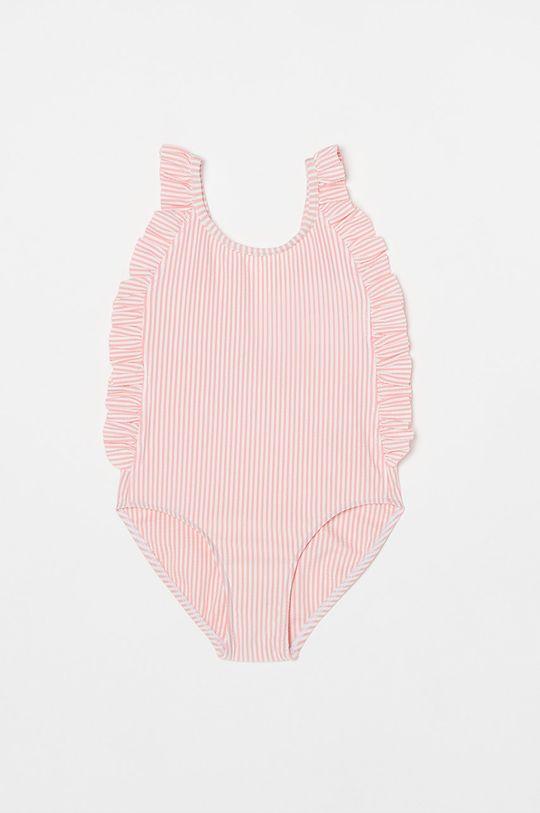 růžová OVS - Dětské plavky Dívčí