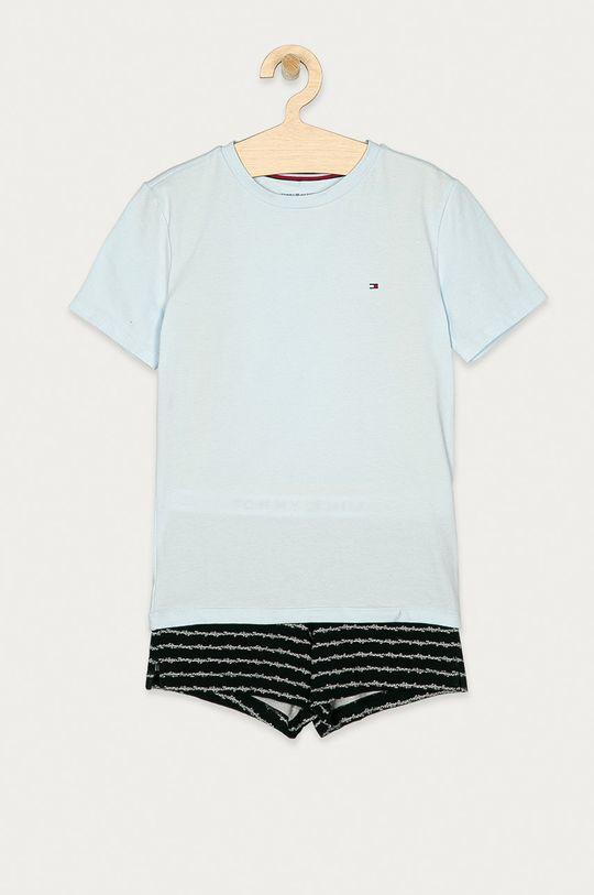 světle modrá Tommy Hilfiger - Dětské pyžamo 128-164 cm Dívčí