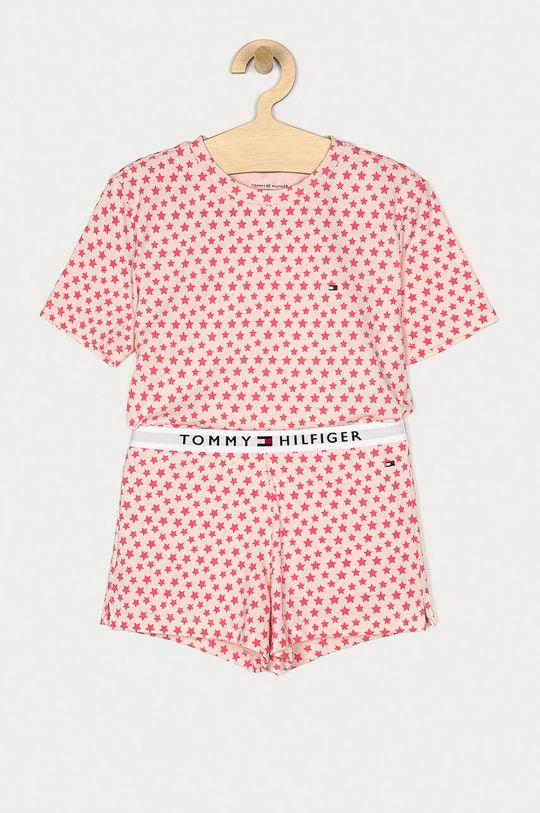 růžová Tommy Hilfiger - Dětské pyžamo 128-164 cm Dívčí
