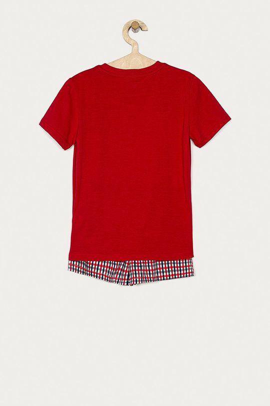 Tommy Hilfiger - Detské pyžamo 128-164 cm  1. látka: 97% Organická bavlna, 3% Elastan 2. látka: 5% Elastan, 95% Organická bavlna