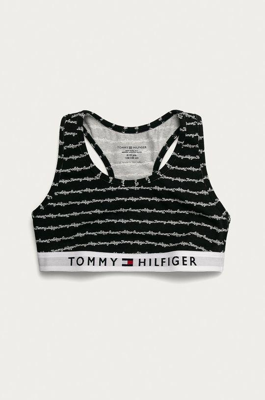 Tommy Hilfiger - Biustonosz dziecięcy (2-pack) blady niebieski
