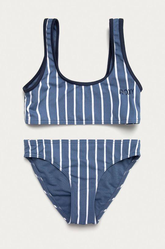 modrá Roxy - Dětské plavky 128-176 cm Dívčí