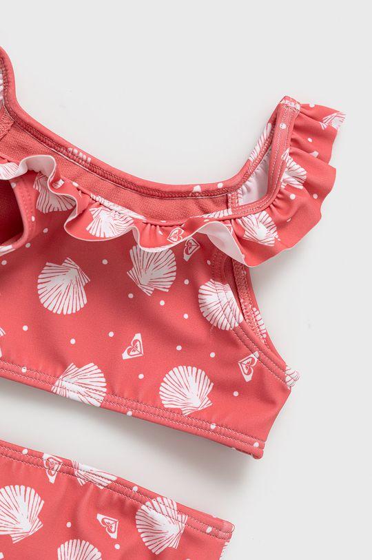 Roxy - Strój kąpielowy dziecięcy 91-122 cm ostry różowy